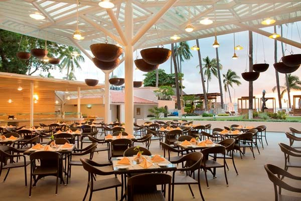 Restaurant - Crown Paradise Golden Puerto Vallarta - Adults Only - All Inclusive Resort
